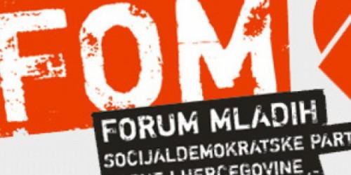 forum mladih sdp